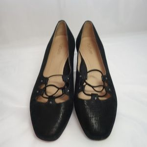 NUTURE Maeleigh 7.5 leather mary jane shoe